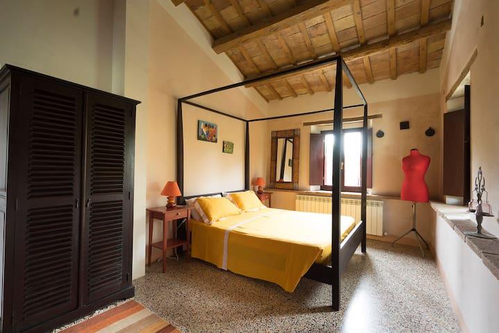 Locanda Nemorosa - Appartamento - Montecarotto - อพาร์ทเมนท์