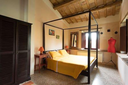 Locanda Nemorosa - Appartamento - Montecarotto