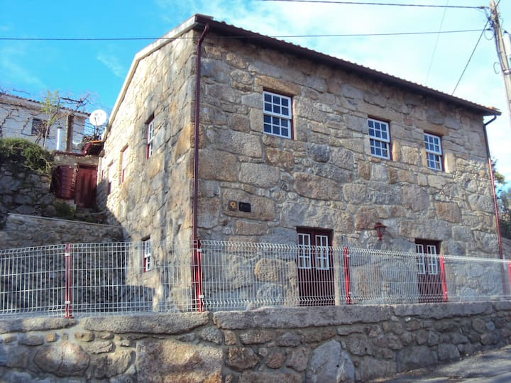Casa do Postigo, Gerês