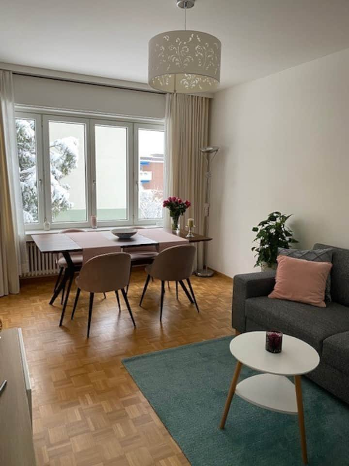 Private room in Seefeld walking distance to Lake