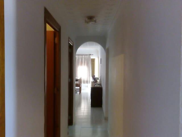 Casa Grande en Mojacar Pueblo (Frente Casa Justa)