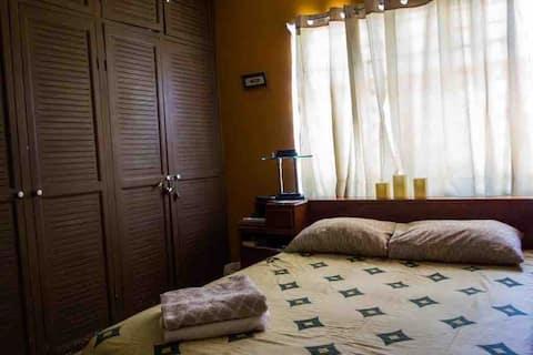 San José, chambre pour 2 avec animal de compagnie