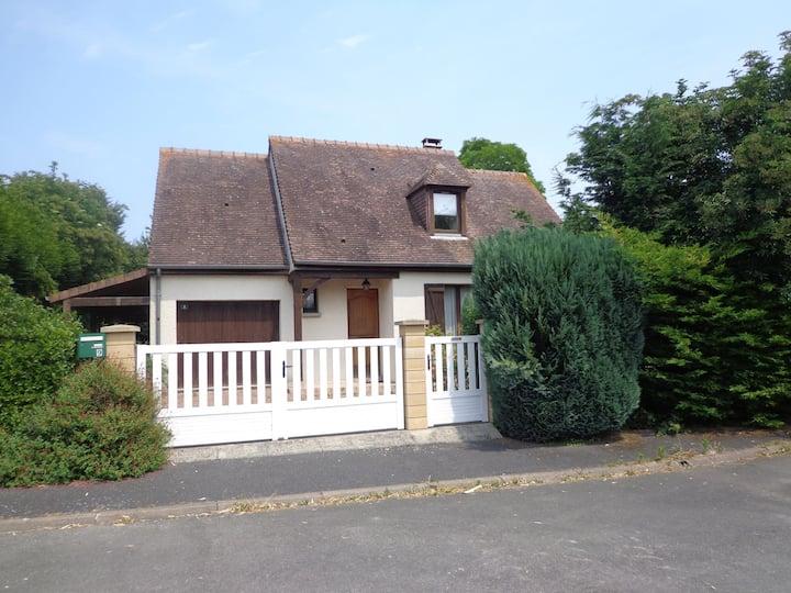 Maison 120m2 à Bénouville