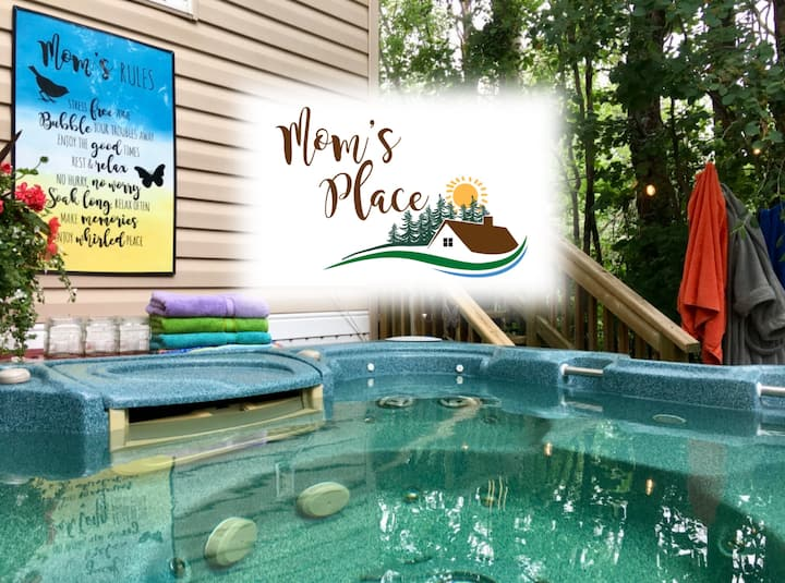 Peaceful Country Retreat Couple/Family ★ HotTub ★