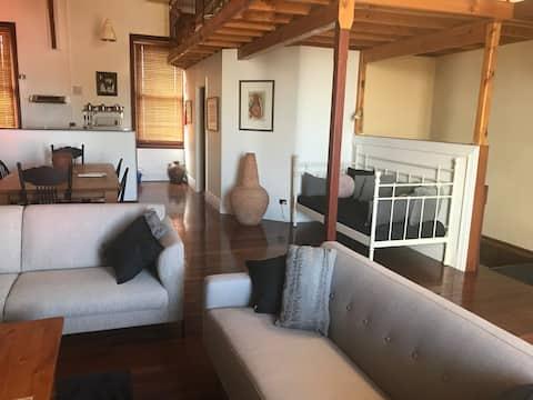 Caledonian loft apartment in Fremantle