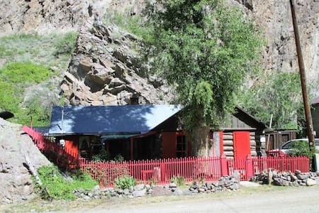Rustic Cabin; Rich in History - Creede