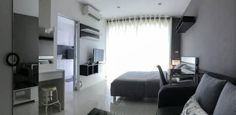 Condominium Studio Type 30 sq m.