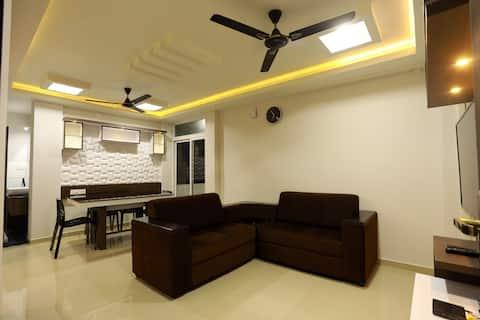 Apartmen Baru Mewah Guruvayoor