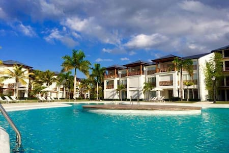 Riviera Azul Pool Front Apartment /Beach located