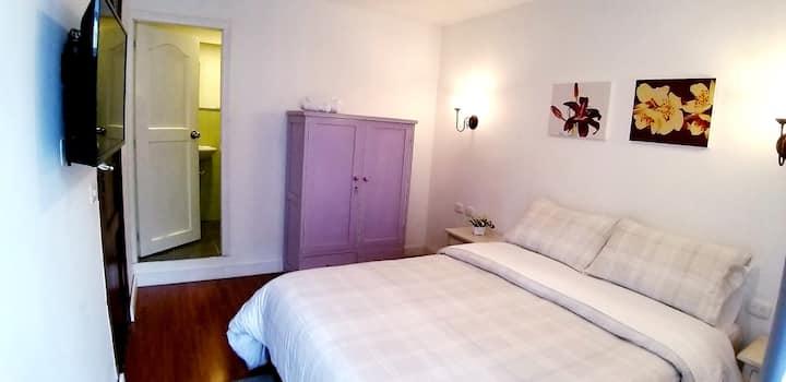 Hotel Castellana, confortable, excelente ubicación