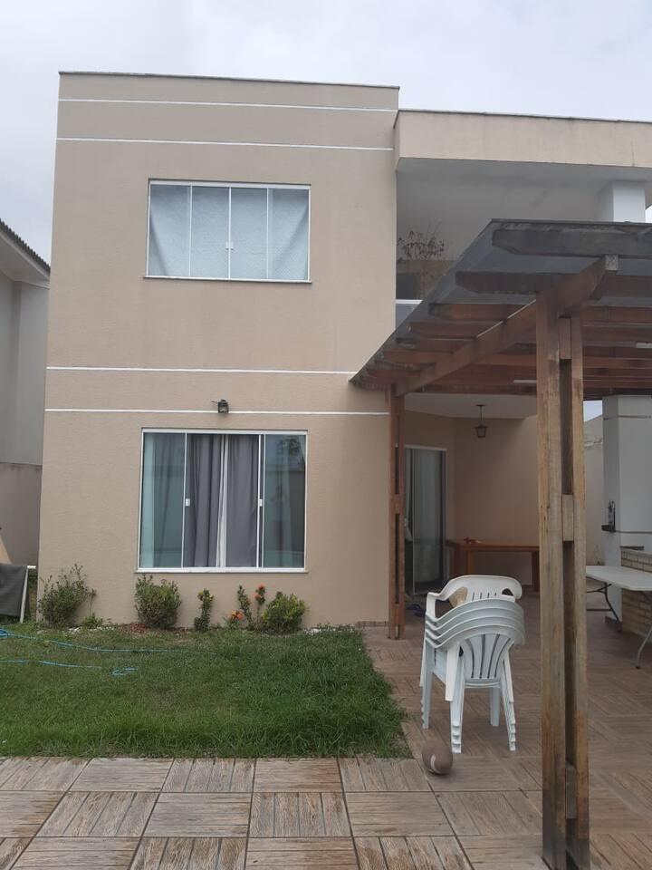 Linda casa em Arembepe Bahia