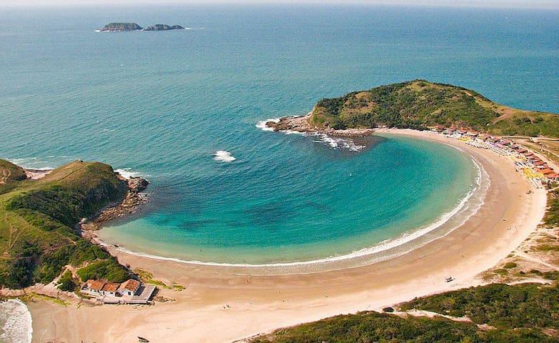 Curta Praia das Conchas, Peró e Ilha do Japones!