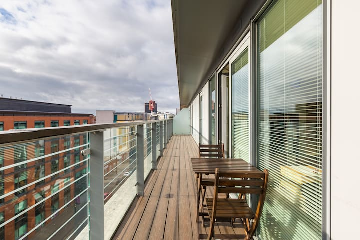City Centre Penthouse • key workers welcome