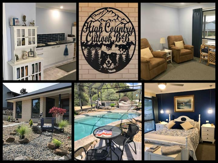 High Country Outlook B&B: A Private Adults Retreat