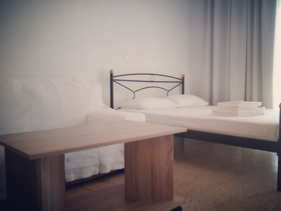 Comfortable studio appartment  to spend your holiday .