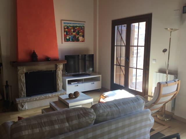 Coqueto apartamento duplex