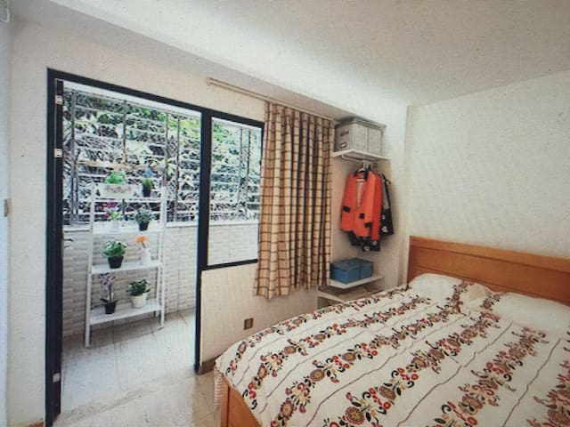 Apartment with balcony and kitchen - Skudai