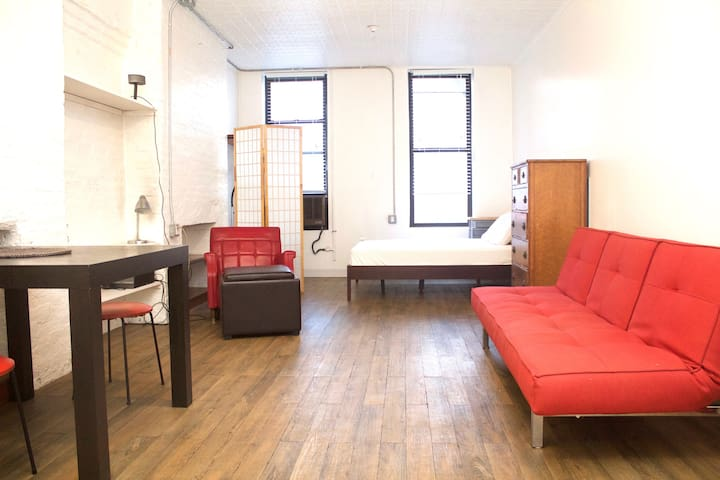 Amazing Sunny Apartment in the Lower East Side