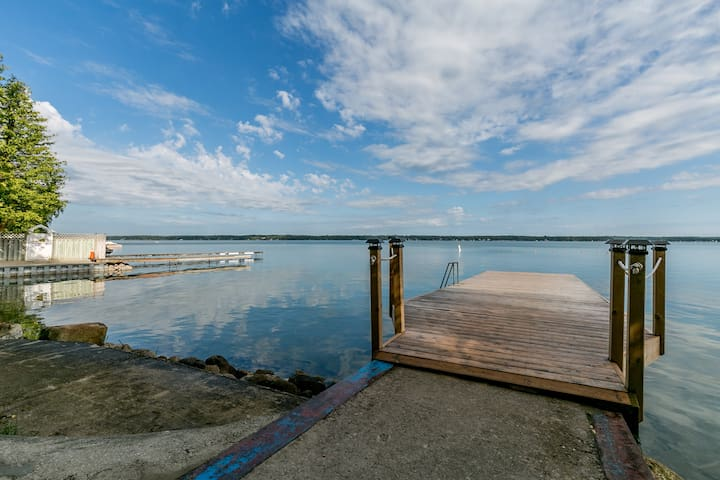 Lake Simcoe/Big Bay Point/Friday Harbour Cottage - Innisfil - Kabin