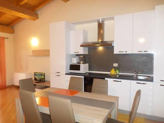 Ca' dei Dogi Residence 2-level apartment near Venice