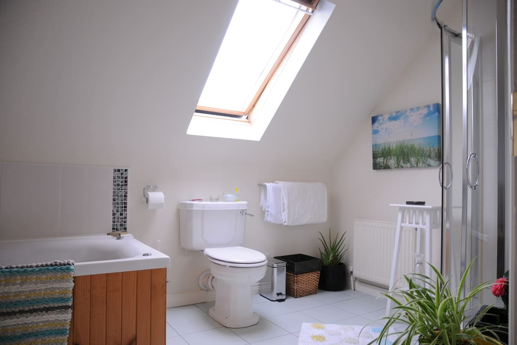 Main Bathroom,which may at times be shared.