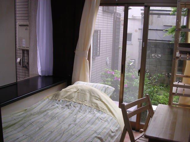 杉並シェアハウス渋谷新宿から最寄駅まで13minTrainFromShinjyuku&Shibuya - Suginami-ku