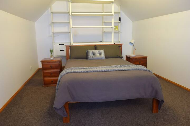 A Loft space in New Town