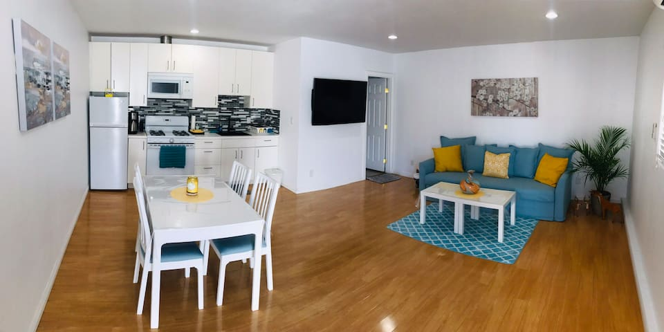 Cozy & private. 14 min drive-Universal/Hollywood