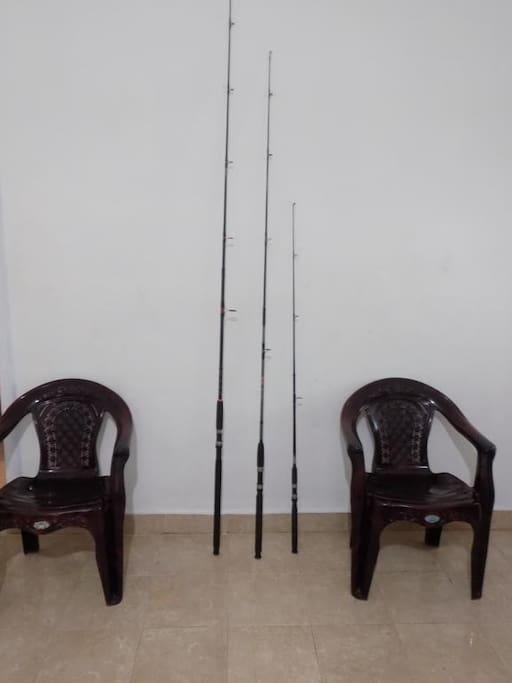 Entertainment - Fishing