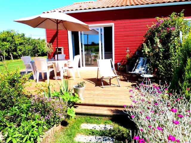 """Chambre """"guest house"""" - Saint-Philbert-de-Grand-Lieu - House"""