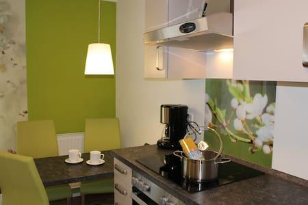 Neue Wohnung im EG mit Terrasse - Burgbernheim - Квартира
