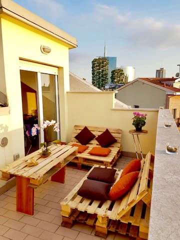 Nice and comfortable room in Isola - Milano - Apartment