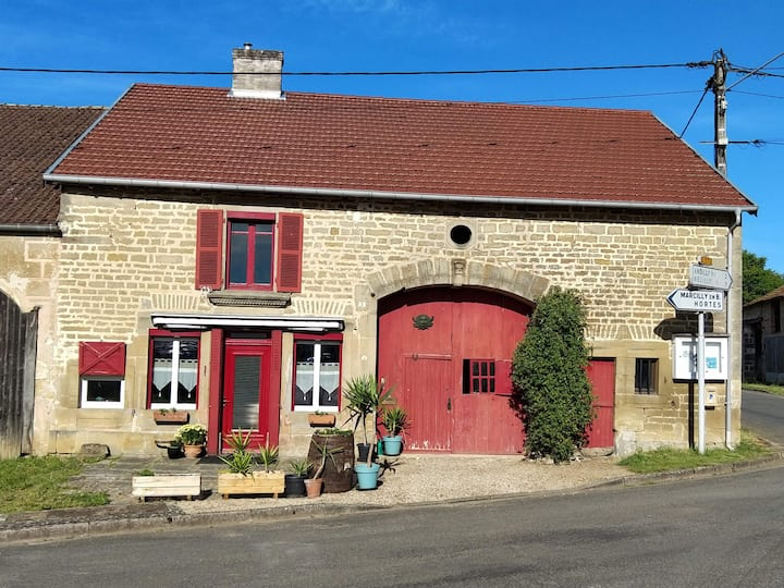 Au grain de Celles - cottage near Langres