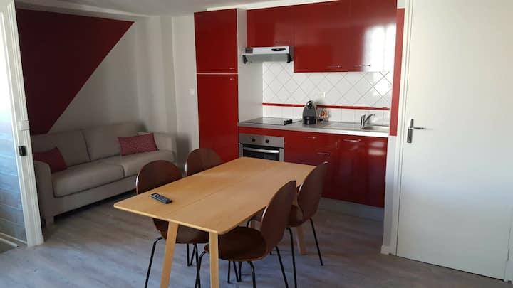 Appartement proche de Beauval et Châteaux