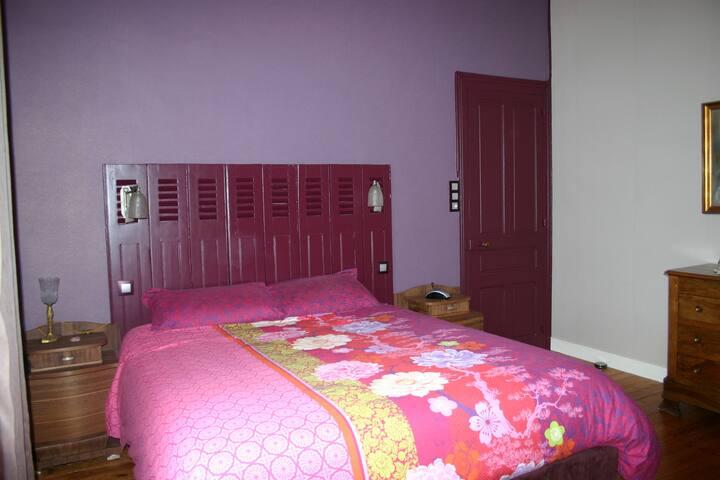 chambre proche Angouleme pour la Bd - Ruelle-sur-Touvre - House