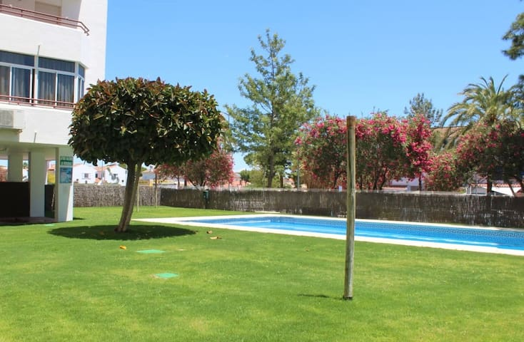 GEMINIS APARTMENT - beach, pool & park