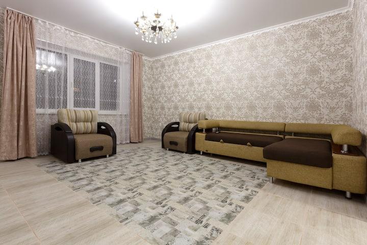 Уютная 2х комнатная квартира пер.Аршанский