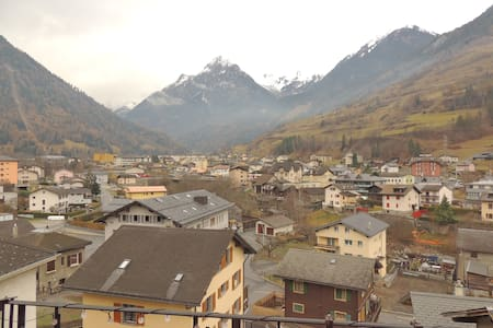 Great apartment 15 min from the lift to Verbier - Orsières