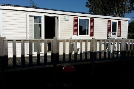 Mobil home in Normandy - Litteau - Serviced flat