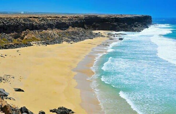 Casa en cotillo frente a pidra playa - El Cotillo