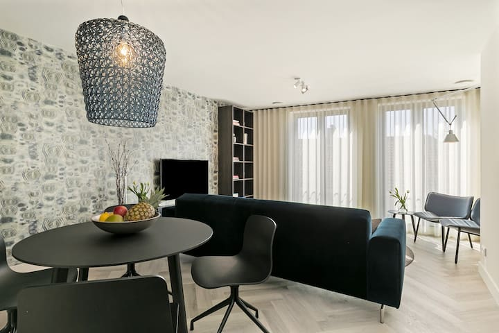 Luxe appartement in hartje Domburg