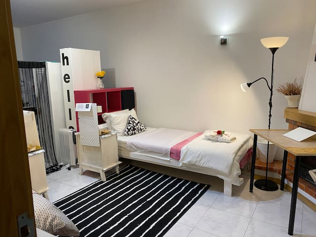 Harmonious Shared Room -Braga 01 A- UMinho