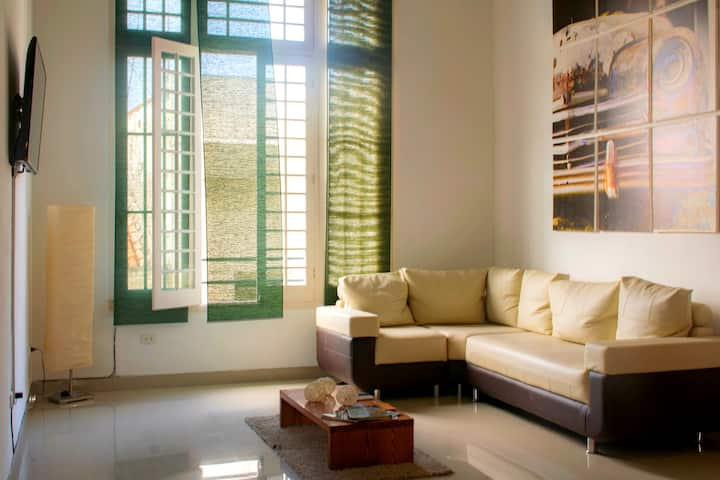 Apartment in the heart of Havana Historical Center