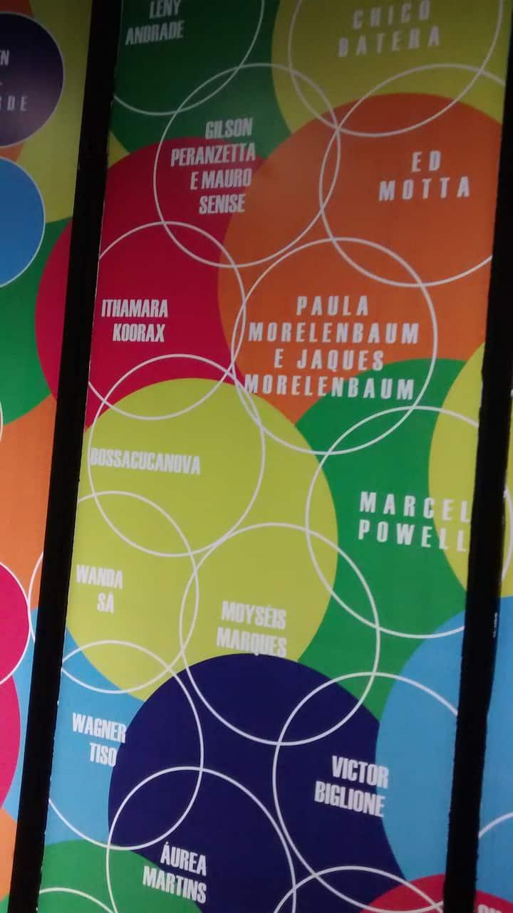 Famous venues in Rio!