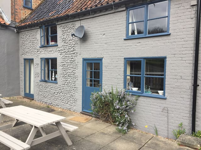 Falabella Holiday Cottage, North Norfolk - Norfolk - บ้าน