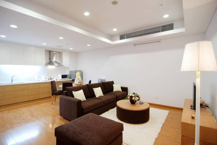 Dolphin Plaza- My dinh Hanoi- 1BR, queen bed-Pool