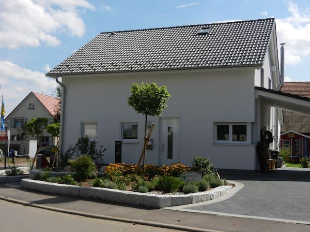 Ferienwohnung Fuchs gute Anbindung nach Basel