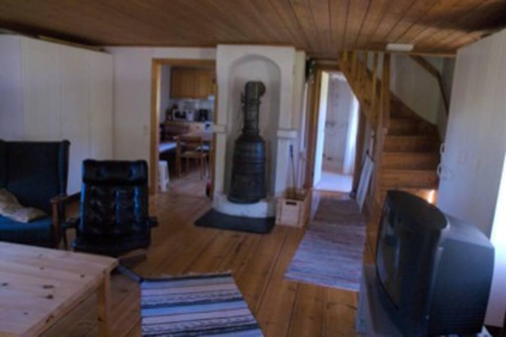 Livingroom, Small House