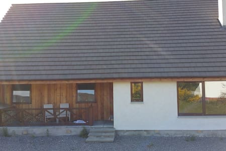Loch Ness modern spacious 3 bedroom cottage