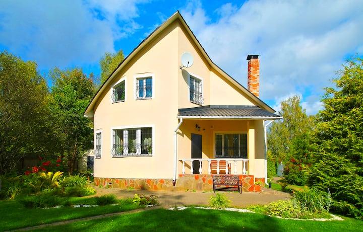 Villa v Vvedenye